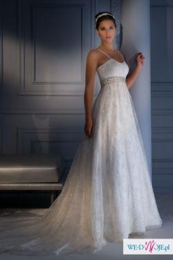 Piękna suknia z kolekcji Demetrios