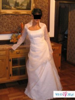 piekna suknia z salonu CLASSA !!!