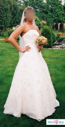 Piękna suknia z salonu Cymbeline