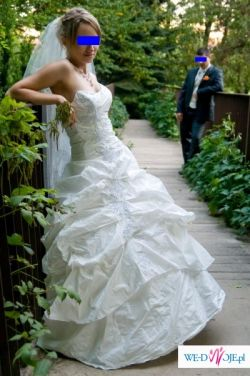 Piękna suknia z salonu Giselle