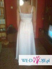 Piękna suknia z szyfonu. 36/38. 390 zł!!!!!!!!!!!!