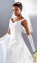 Piękna suknia z USA