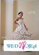 piękna suknie ślubna agora