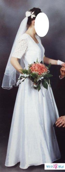 Piękna suknie ślubna tanio!!!
