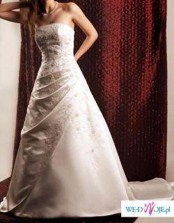 Piękna zupełnie nowa suknia Annais Bridal 2008 model Esta rozm.38/40