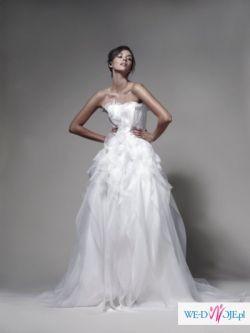 Piękna zwiewna suknia Macieja Zienia! Oryginalna! Bachleda Curuś./ ZIEŃ