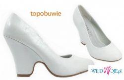 Piękne modne buty