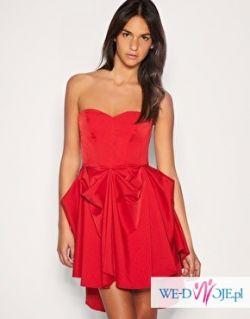 Piękne sukienki na już markowej firmy ASOS S,M,L. Polecam!!
