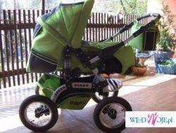 Piękny wózek Wielofunkcyjny na Gwarancji! Ideał