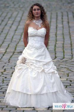 Pilnie sprzedam nową suknię ślubną