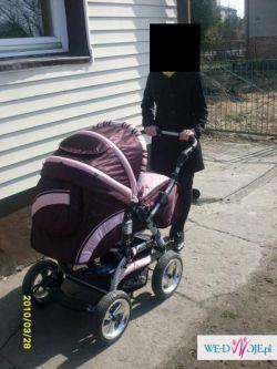 pilnie sprzedam sliczny wózek wielofunkcyjny