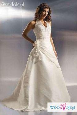 Pilnie sprzedam suknie AGNES 1566 r.48/50
