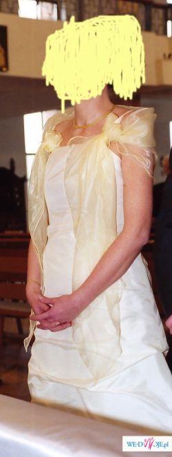 Pilnie sprzedam suknię TANIO!!!