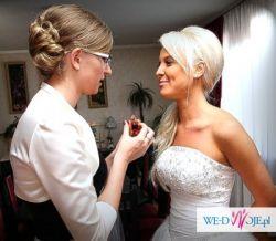 poczuj się jak księżniczka! suknia ślubna  wołomin warszawa  łodź i okolice