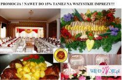 Polski Dom Weselny- imprezy do 15% taniej!