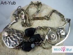 Pracownia artystyczna Art-Yub bransoletki,naszyjniki,kolczyki,pierścionki