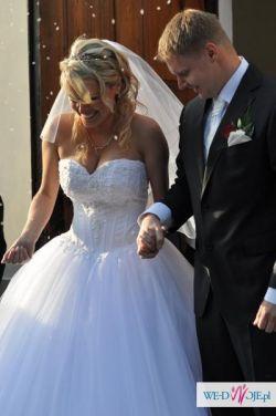 Princessa suknia ślubna