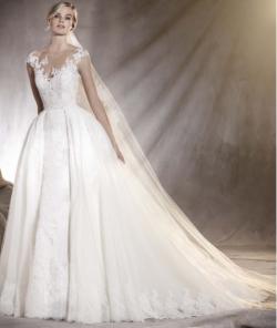 PRONOVIAS - ADELA 2017 suknia ślubna