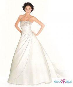 PRONOVIAS! Elegancka suknia ślubna - Zapraszam :o)