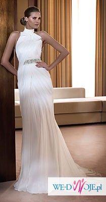 PRONOVIAS FANO suknia ślubna
