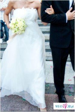 Pronovias Manuel Mota---Przepiękna suknia!!!!!