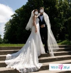 Pronovias Nalon 36/38 + 2 welony