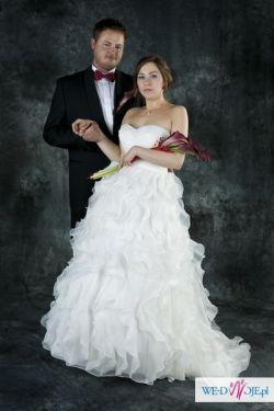 Pronuptia  suknia Dolores 2011r.Collection Roberto Torretto