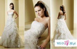 Przecudna suknia FANTASIA z kolekcji LA SPOSA 2009