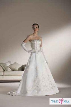 Przecudowna suknia ślubna