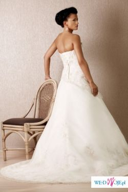 """Przepiękna amerykańska suknia """"Moon"""" Annais"""