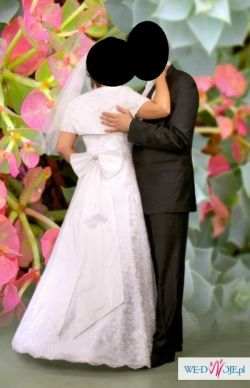 Przepiękna Emmi Mariage, model colette, rozm. 40, stan idealny (bez wesela!)