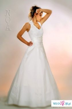 Przepiękna jednoczęściowa suknia ślubna!!!!