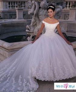 Przepiękna , nowa suknia ślubna