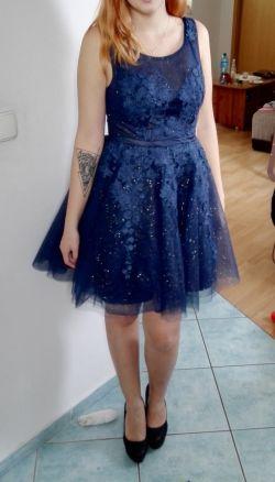 Przepiękna sukienka na studniówkę/sylwestra/bal rozmiar 36