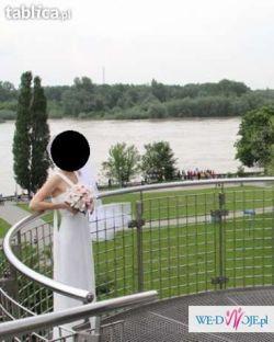 Przepiękna sukienka Pronovias Galon rozm. 34/XS