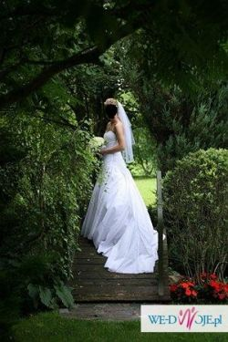 Przepiękna suknia!
