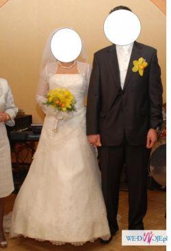 Przepiękna suknia Annais Bridal Model Moon