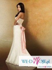 Przepiękna suknia Aspera (Alicja Eklow)