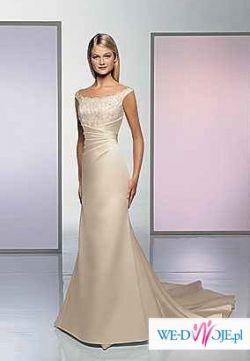 Przepiękna suknia ATELIER DIAGONAL model 429