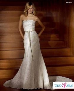 Przepiękna suknia Bahamas 2008