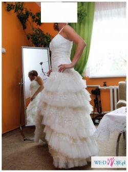 Przepiękna suknia Emmi Mariage