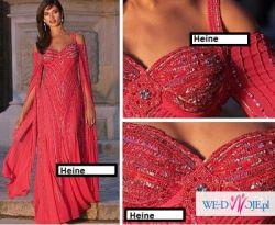 Przepiekna suknia firmy HEINE NOWA