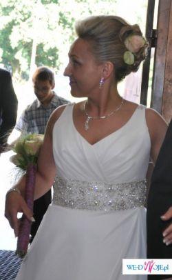 przepiękna suknia Gala Hollie