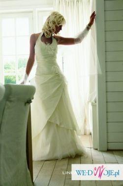 Przepiękna suknia Linea Raffaelli