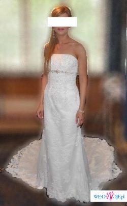Przepiękna suknia marki San Patric kolekcja 2009- PALMA