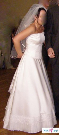 Przepiękna suknia MODEL DIOR III !