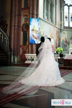 Przepiękna suknia Pronovias Fantastica