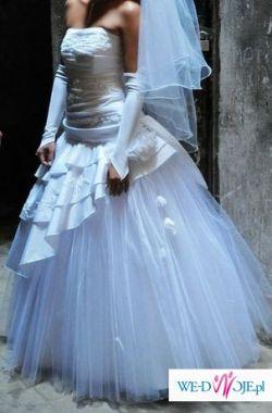 Przepiękna suknia robi wrażenie!!!