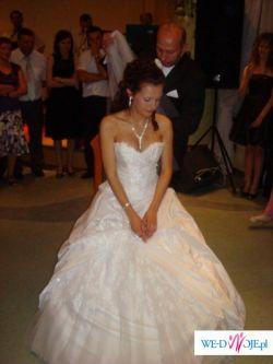 "Przepiękna suknia  ""Romanse"""
