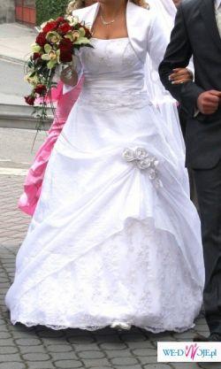 Przepiękna suknia ślubna !!!!